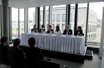 Podiumsdiskussion bei Gleiss Lutz 2013