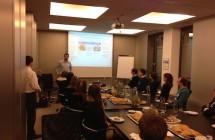Workshop bei McKinsey 2013