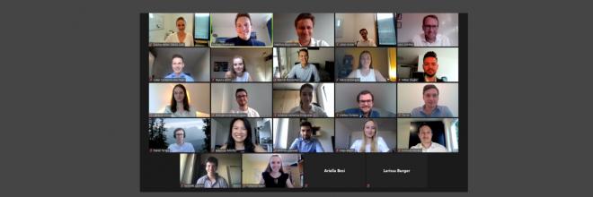 Workshop zur arbeitsrechtlichen Sichtweise auf Mobile Office mit Gleiss Lutz